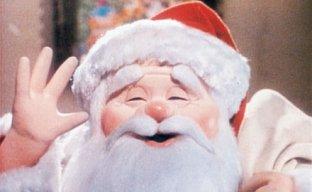 Double Down Santa